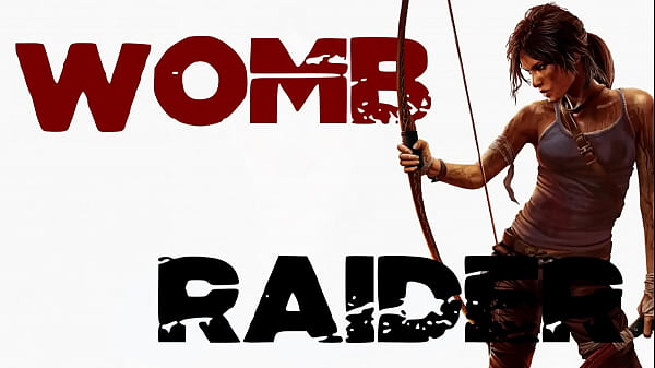 Womb Raider with Lara Croft