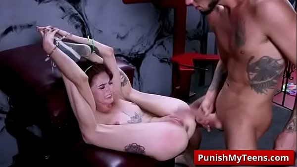 Submissived XXX Put Out Or Get Out with Lola Fa...