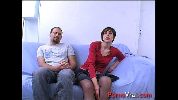 Quand un gars me plait je baise tout de suite ! French amateur Thumb