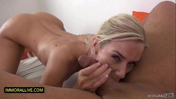 Petite Freak Nesty Begs for Some b. Batter in h...