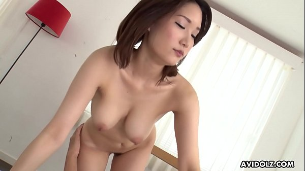 Japanese sales girl, Mikuni Maisaki had sex, uncensored