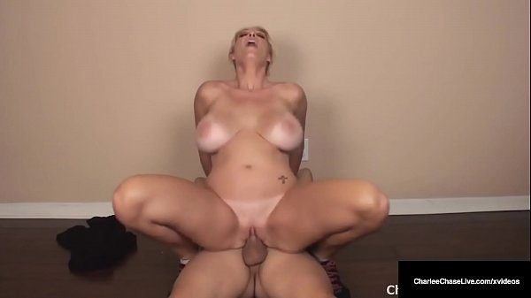 Wet Busty Milf Cougar Charlee Chase Gets Pussy Fucked By Her Hard Husband