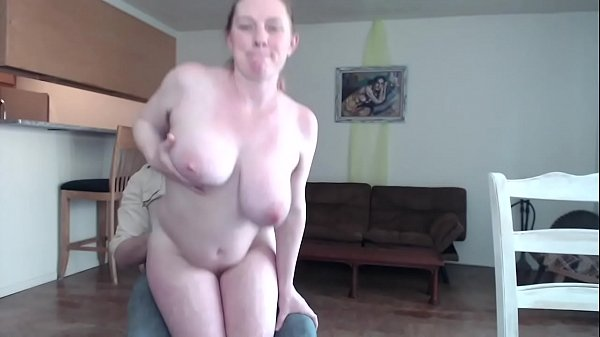 Natural No Makeup Fuck and Suck with Breast Mil...