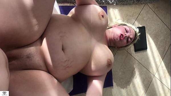 Alice Frost POV Yoga Sex Big Tits