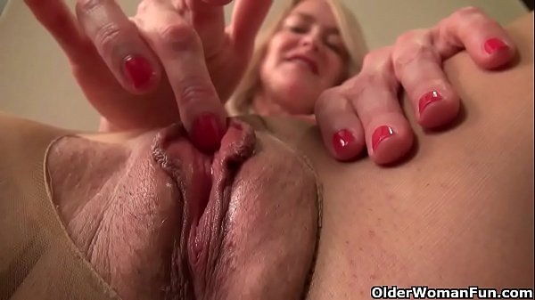 An older woman means fun part 242