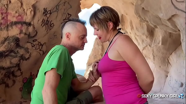 Risky Outdoor Fucking in a Mountain Cave in Mexico