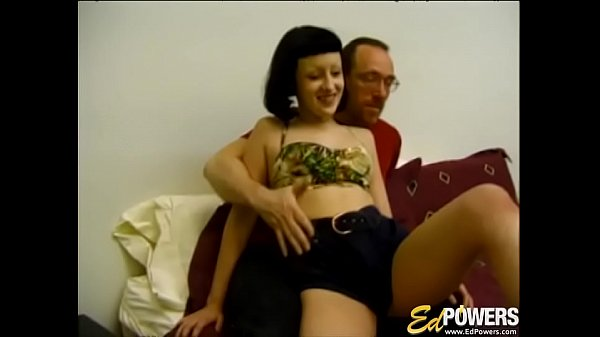 EDPOWERS - Toyed Justine Reage riding vintage cock