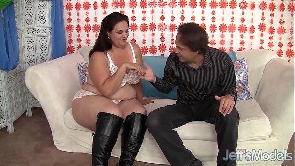 Mexican plumper Angelina hardcore sex