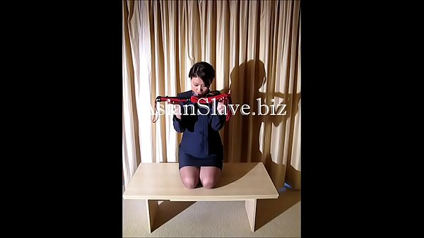 Air Stewardess Sex Slave gets slave training from her Master (Part 1