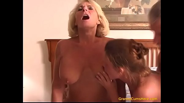 Teen fucks her Grand Parents thumbnail