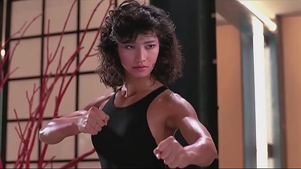 sammo hung vs Michiko Nishiwaki