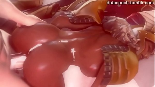 Dota 2 porn compilation part 2