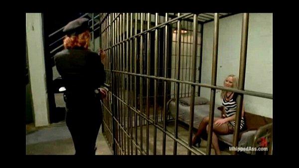 Lesbian cop fucks a prostitute