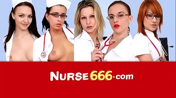 Specula self-exam of hot Czech blonde nurse Victoria Puppy