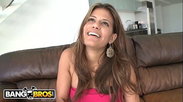 BANGBROS - 18 Year Old Latina Named Diana Gets Her Amazing Big Ass Fucked