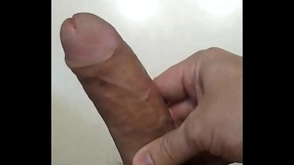 Punheta exibindo meu pau