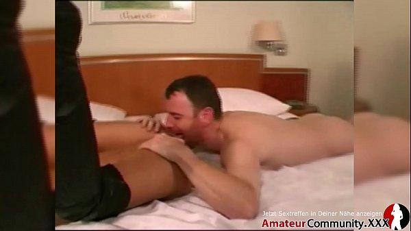Porn casting: Three guys taking turns to fuck this bitch! AMATEURCOMMUNITY.XXX Thumb