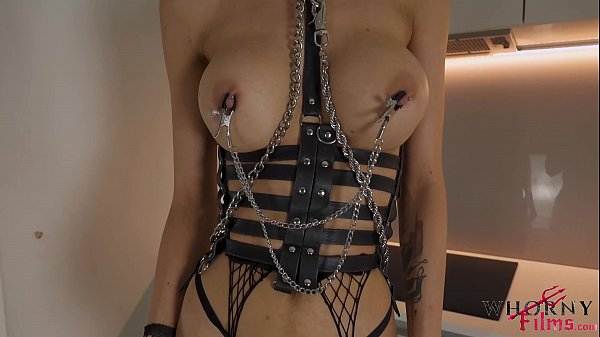 Perfect Body Babe Evillyn Jezebel Loves Playing Submissive TRAILER