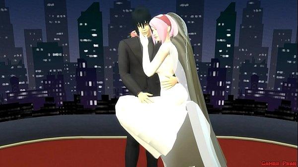 Sakura's Wedding Part 1 Anime Hentai Netorare N...
