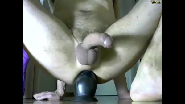 Monster anal plug