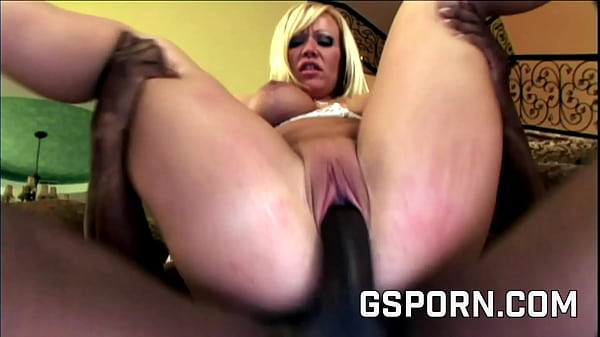 Big black cock to fuck hard the busty Austin Taylor