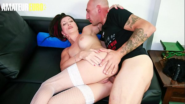 AMATEUREURO - #Sissy Neri - Hot Mature Spreads Her Ass For An Anal
