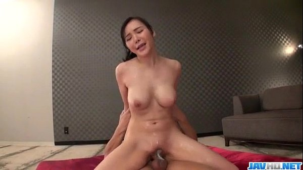Harsh encounter with a big dick for Miu Watanabe