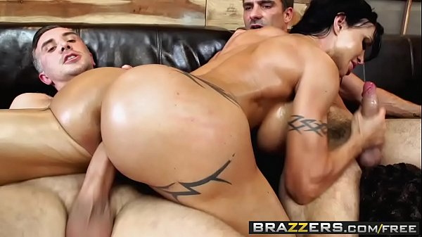 Brazzers - Dirty Masseur - (Jewels Jade, Keiran Lee, Toni Ribas) - My Two Fuck Boys - Trailer preview Thumb