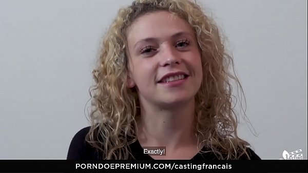 CASTING FRANCAIS - French Canadian amateur gets...