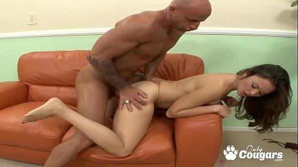 Kita Zen Wraps Her Big Asian Pussy Lips Around A Hard Dick