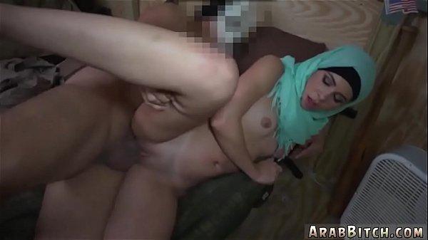 ARABBITCH Chubby Teen Anal Creampie Operation Pussy Run
