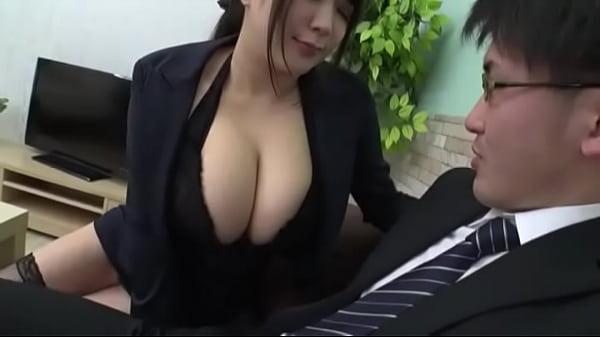 Huge Tits Secretary Marina Yuzuki Is A Dirty T...