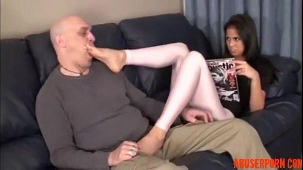 Step Daughter Foot Fetish