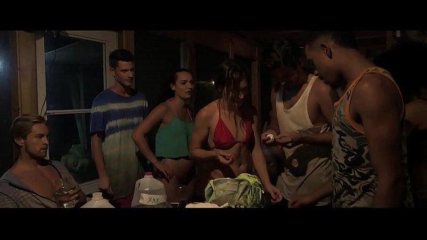 Lake Fear 2 The Swamp: Sexy Bikini & Nude Girls
