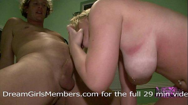 Horny Slut Spring Breaker Gets Fucked By Vibrator & Sucks Cock