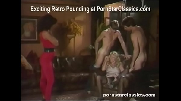 FOURSOME - Cum Shower over Bushy Pussy and Tits