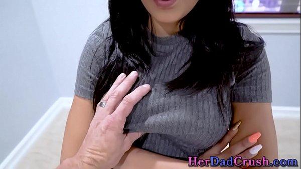 Stepdaughter pov tit fucks