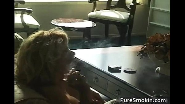 Vixen is sexy blond MILF who loves
