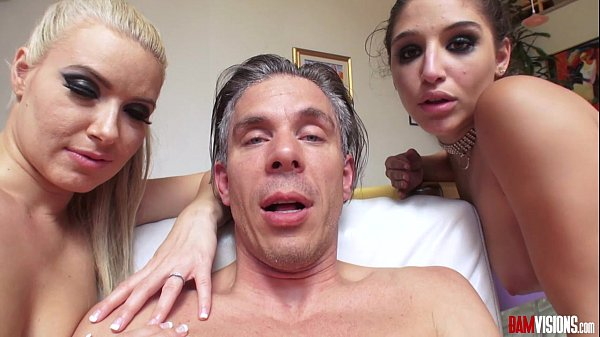 Anikka Albrite and Abella Danger - Behind the S...
