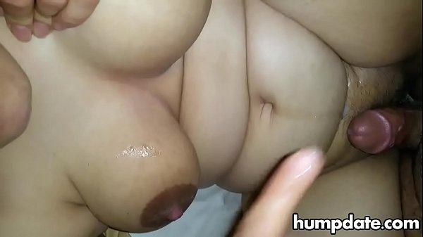 Chubby babe with big tits fucked