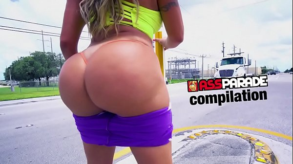 BANGBROS - The Ass Parade Compilation #1: Big B...