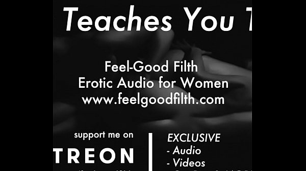 DDLG Roleplay: Daddy Teaches You To Fuck (feelgoodfitlh.com - Erotic Audio for Women) Thumb