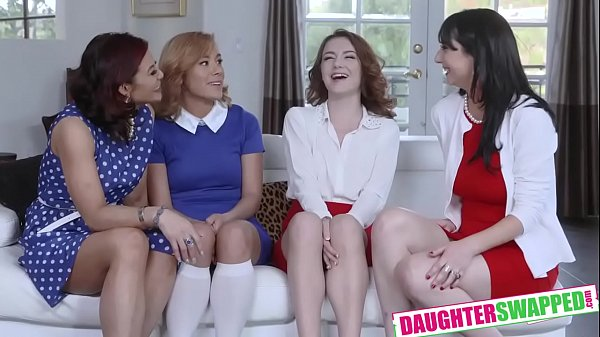 Ryder Skye,Alessandra Snow, Piper Palmer and Ro...