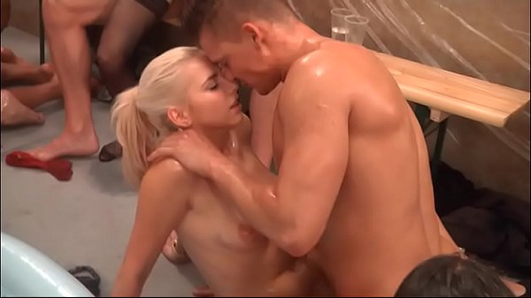 Oiled party 2