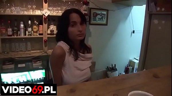 Polskie porno - Szybki casting na zapleczu