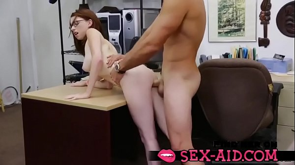 Jenny Gets Her Ass Pounded At The Pawn Shop - sex-aid.com