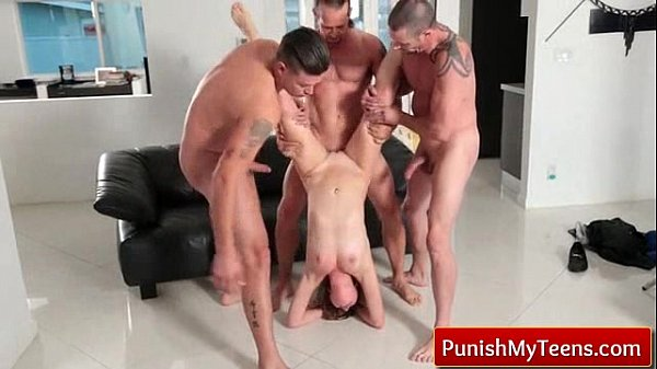 Punish Teens - Extreme Hardcore Sex from 12