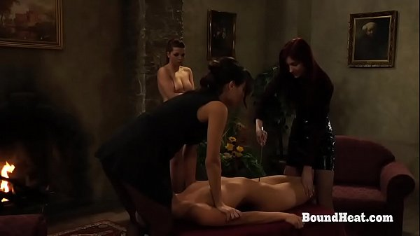Disappeared On Arrival 2: Putting Slave Mark On Her Pussy