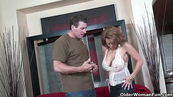 Busty soccer milf Sienna West takes a pounding