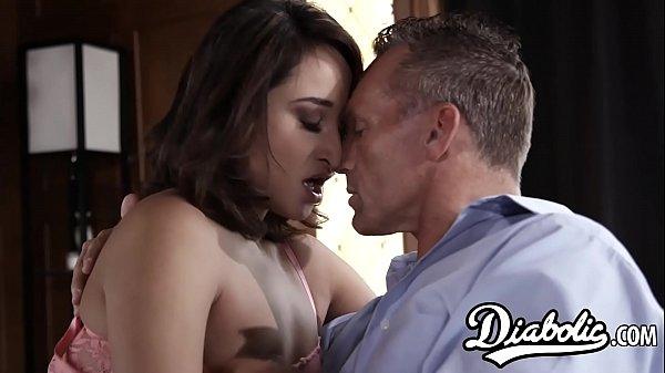 Dick riding Latina Isabella Nice making her stepdaddy proud